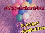 RAMBLETEANDO: Primera Segunda Semana Marzo!