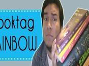 Booktag Rainbow (arcoíris)