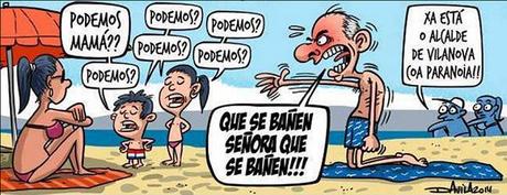 Chistes sobre Podemos