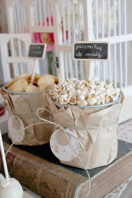 8 ideas para decorar mesas de dulces para fiestas paperblog - Ideas para decorar mesas ...