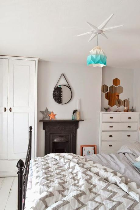 Deco: dormitorios nórdicos