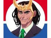 Marvel Comics revela detalles para votar Loki 2016