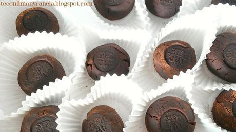 TRUFAS DE CHOCOLATE PERSONALIZADAS