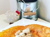 receta: crêpe pimiento morrón rellena pollo velouté