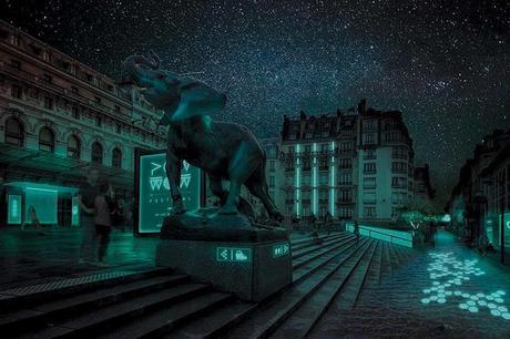 Bioluminiscencia para iluminar calles y plazas, ¿Bacterias las bombillas del futuro?