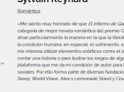 Noticias Literarias misterio Sylvain Reynard