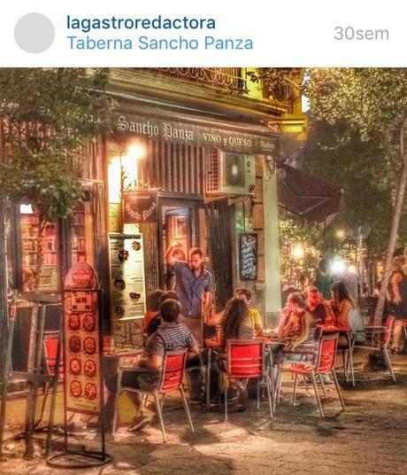 bares madrid, restaurantes romanticos, restaurantes romanticos en madrid, jazz en madrid, madrid de los austrias, bares centro de madrid, taberna sancho panza