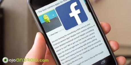 Facebook ahora incluye un poderoso Navegador Web para que no necesites usar otro