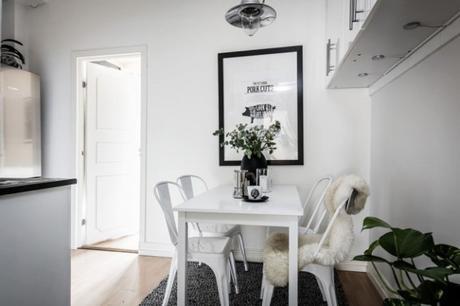 Colores neutros una vivienda reducida y elegante paperblog for Vivienda reducida