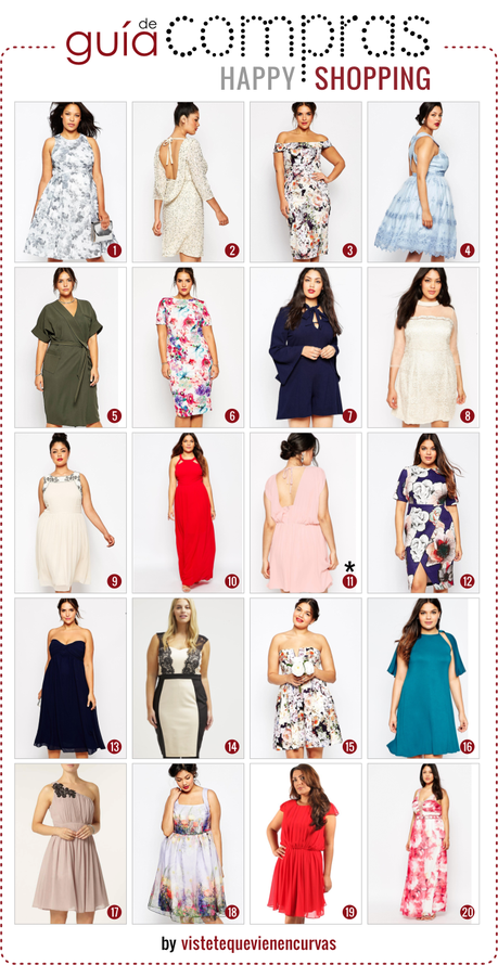 HAPPY SHOPPING: 20 vestidos BBC por menos de 40 €