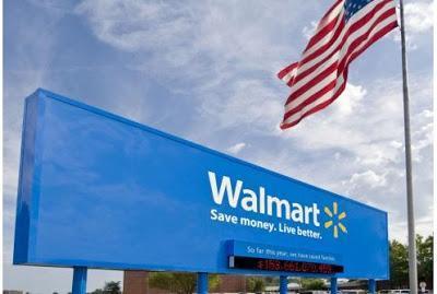 Wal Mart Stores la empresa más grande de los Estados Unidos
