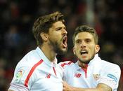 Sevilla Eibar. Tres puntos sufridos