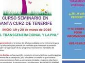 Transgeneracional Curso Seminario Tenerife
