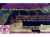 Palma Mallorca celebra encuentro internacional Masonería