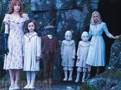 "Primer vistazo ""Miss Peregrine's Home Peculiar Children"" Burton."