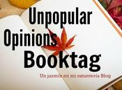 Unpopular Opinions Booktag
