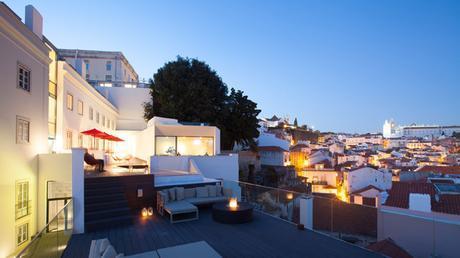 Hoteles en Lisboa que te enamorarán
