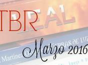 TBR: Marzo 2016