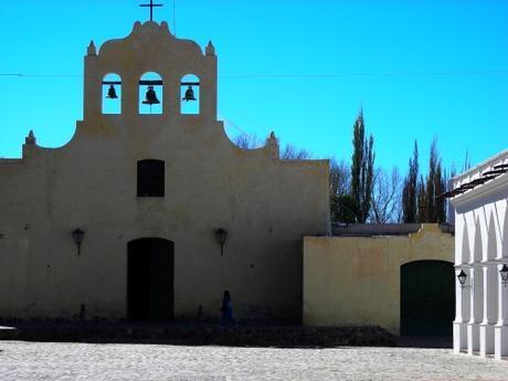 Iglesias de Salta. Argentina