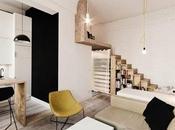 Viviendo apartamento pequeño menos 30m2