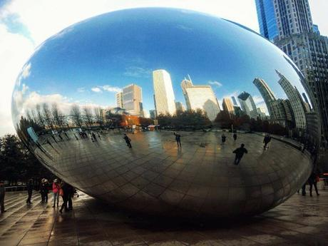 Reflected in the Bean