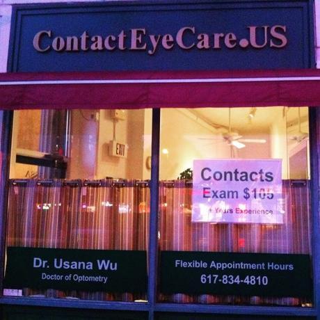 Centro de contactologia