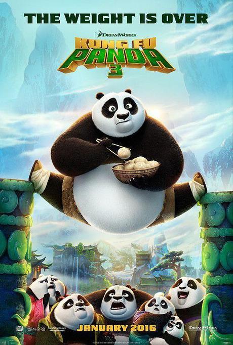 estrenos cartelera 11 de marzo 2016 kung fu panda 3
