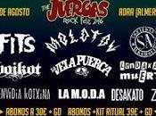 Juerga's Rock Festival 2016: Molotov, Morodo, Boikot, Envidia Kotxina, M.O.D.A...