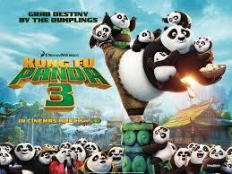 Kung Fu Panda 3, Invasión Panda