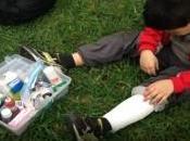 Montañismo: Primeros auxilios heridas
