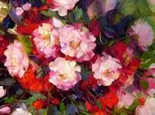 Pintores pintan flores:Alexander Sergeev