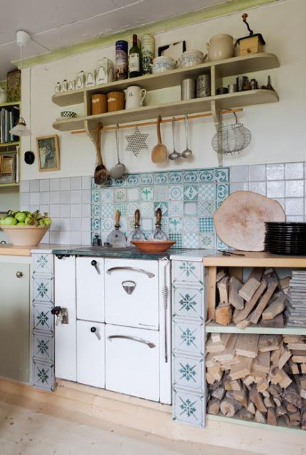 2441 decoraci n de cocina vintage paperblog - Decoracion vintage cocina ...
