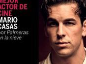 Mario Casas brilla premios 'Fotogramas'