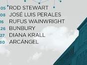 Stewart, Bunbury, Diana Krall, Rufus Wainwright, Perales Arcángel, Teatro Real Madrid