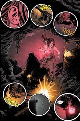 Dark Horse Comics - Tomb Raider 2 #1