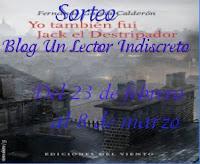 Sorteos literarios 2016 III