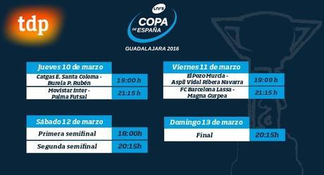 Nueva Era Deportiva estará en XXVII Copa de España Guadalajara 2016