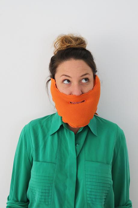 Barba de Leprechaun para St Patrick's Day