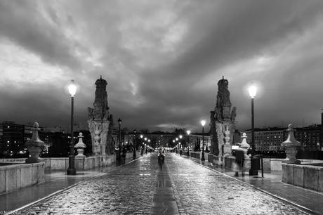 La postal de la semana: Un extraño llamado Puente de Toledo