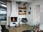 apartamento techos abuhardillados