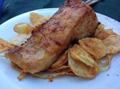 Bacalao horno patatas pimentón