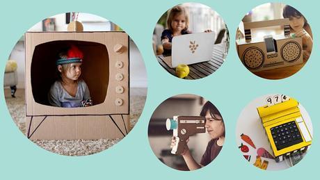 5 juguetes electrónicos caseros hechos con material reciclable