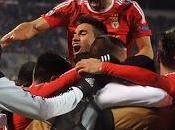 Benfica vuelve vencer Zenit extremis' clasifica para cuartos Champions League