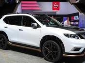 Nissan X-Trail, modelo vendido nivel global
