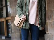 Parka para outfit casual invierno