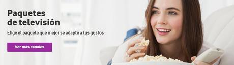 El servicio de Vodafone TV se hallará disponible tanto para usuarios de ADLS y fibra óptica