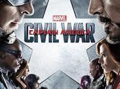 Nuevo póster oficial capitan america: civil