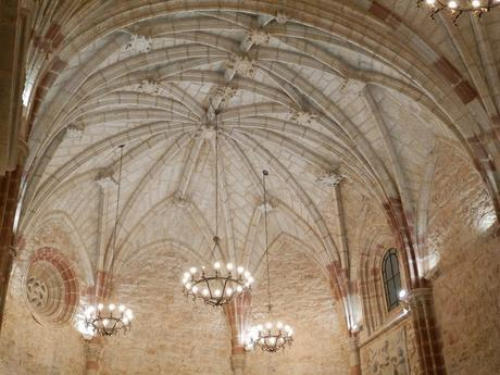 Bóveda de la iglesia de Villahermosa. Autor, Miguel Andújar
