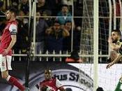 tardío Topal derrota Braga visita Fenerbahçe (1-0)