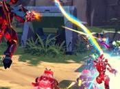 Desvelado nuevo modo Incursión Battleborn